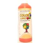 Kittfort Color Line tekutá maliarska farba Marhuľa 100 g