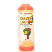 Kittfort Color Line tekutá malířská barva Meruňka 100 g