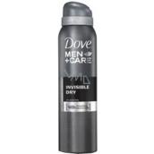 Dove Men + Care Invisible Dry 48h antiperspirant deodorant sprej pre mužov 150 ml
