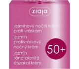Ziaja Jasmín SPF 6 noční krém proti vráskám 50 ml