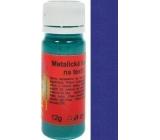Art e Miss Barva na světlý i tmavý textil 44 metalická modrá 12 g