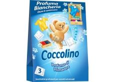COCCOLINO Profumo di Primavera voňavé vrecúška do bielizne 3 kusy