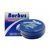 Barbus s glycerínom Penivý krém na holenie v kelímku 150 g