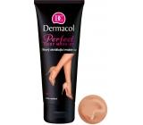 Dermacol Perfect vodeodolný skrášľujúce telový make-up odtieň Tan 100 ml