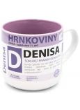 Nekupto Hrnkoviny Hrnček s menom Denisa 0,4 litra
