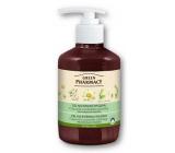 Green Pharmacy Čajovník a nechtík gél na intímnu hygienu pre normálnu pokožku 370 ml