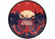 Epee Merch Stranger Things Nástenné hodiny 24,5 x 24,5 cm