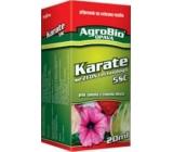AgroBio Karate se Zeon technologií 5CS přípravek proti savému a žravému hmyzu 20 ml
