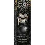 Soleo Black Pearl vysoce hydratační bronzer s kolagenem vůně podobná parfému Armani Code 15 ml do solária
