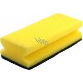 Gastro Houba na nádobí tvarovaná žlutá 15 x 9 x 4,5 cm 1 kus