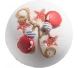 Bomb Cosmetics Vianočné svetlá Šumivý balistik do kúpeľa 160 g