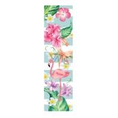 Albi Záložka Flip Flop 3D Plameniaky 19 x 5 cm