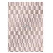 Ditipo Baliaci papier Trendy colours 100 x 70, 2 kusy, bronzovo biely svetlejšie