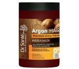 Dr. Santé Arganový olej a keratín krémová maska na poškodené vlasy 1l