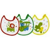 Junior Joy podbradník froté s potlačou rôzne farby a motívy 1 kus