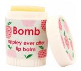 Bomb Cosmetics Jablko a liči - Apple Ever Balzám na rty 4,5 g