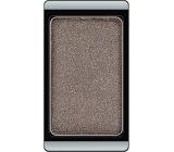 Artdeco Eye Shadow Pearl perleťové očné tiene 18 Pearly Light Misty Wood 0,8 g