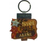 Albi Knížka se jménem na klíče Svět podle Aleše 6 x 9,5 cm