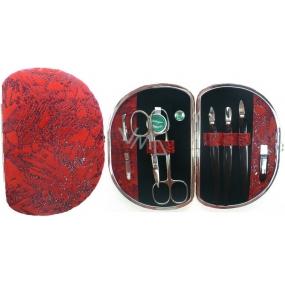 Dup Manikúra rámčekové kožená 7 dielna vzor 230401-333