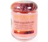 Heart & Home Dotek tropického ráje Sojová vonná svíčka střední hoří až 30 hodin 110 g