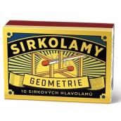 Albi Sirkolamy 5 - Geometria šírkové hlavolamy a rébusy