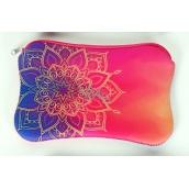 Albi Origonal Neoprénová taška Mandala 17,5 × 11,5 cm