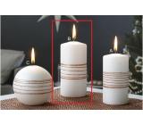Lima Exclusive sviečka medená valec 60 x 120 mm 1 kus