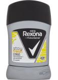 Rexona Men Stay Fresh Citrus tuhý antiperspirant dezodorant stick s 48-hodinovým účinkom pre mužov 50 ml