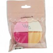 Connert Hubka na make-up 4 x 1,8 cm sada 4 kusy