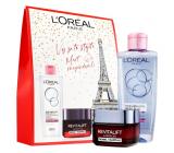 Loreal Paris Revitalift Laser X3 denný krém 50 ml + Skin Perfection micelárna voda 200 ml, kozmetická sada