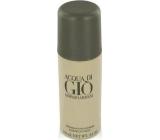Giorgio Armani Acqua di Gio pour Homme deodorant sprej pre mužov 150 ml