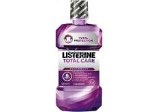 Listerine Total Care Clean Mint ústna voda pre kompletnú ochranu zubov 500 ml
