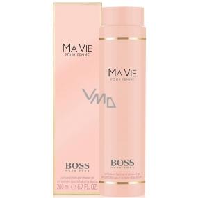 Hugo Boss Ma Vie pour Femme sprchový gel 200 ml