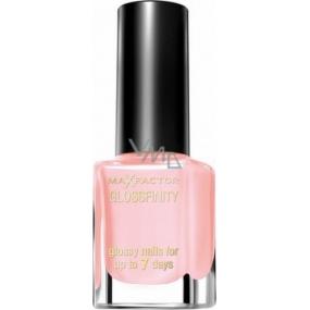Max Factor Glossfinity lak na nehty 29 Aerial Pink 11 ml