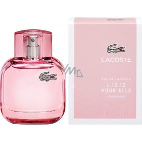 Lacoste Eau De Lacoste L.12.12 Pour Elle Sparkling toaletná voda pre ženy 50 ml