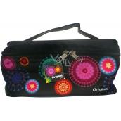 Albi Original Kosmetická taška Arabesky, 23 cm × 15 cm × 12 cm