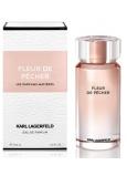Karl Lagerfeld Fleur de Pecher toaletná voda pre ženy 100 ml