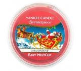 Yankee Candle Christmas Eve - Štedrý večer, Scenterpiece vonný vosk do elektrickej aromalampy 61 g