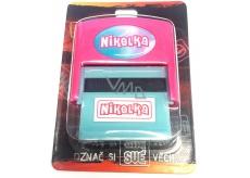 Albi Razítko se jménem Nikolka 6,5 cm × 5,3 cm × 2,5 cm