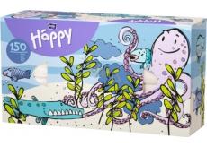 Bella Happy Baby Chobotnica hygienické vreckovky 2 vrstvové 150 kusov