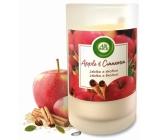 Air Wick Apple & Cinnamon - Jablko a skořice XXL vonná svíčka sklo 310 g