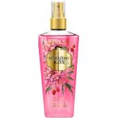 Lotus Parfums Sparkling Kiss Champagne & Strawberries telová parfumová voda, hmla 210 ml