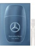 Mercedes-Benz Mercedes Benz The Move toaletná voda pre mužov 1 ml s rozprašovačom, vialky