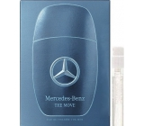 DÁREK Mercedes-Benz Mercedes Benz The Move toaletní voda pro muže 1 ml s rozprašovačem, Vialka