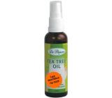 Dr. Popov Tea Tree Oil na dezinfekciu rúk i nôh k regenerácii chodidiel sprej 50 ml