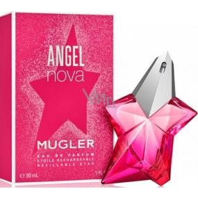 Thierry Mugler Angel Nova toaletná voda plniteľný flakón pre ženy 30 ml