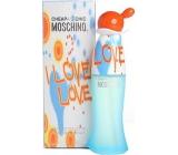 Moschino I Love Love toaletní voda pro ženy 100 ml