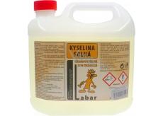 Labar Kyselina soľná chlorovodíková 31% technická 3 l