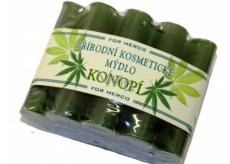 For Merco Přírodní kosmetické mýdlo glycerinové extrakt konopí 100 g