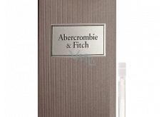 Abercrombie & Fitch First Instinct toaletní voda pro muže 2 ml s rozprašovačem, Vialka